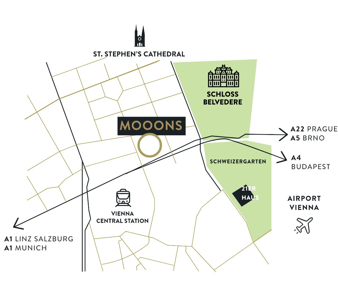 Mooons location map